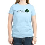 Imagine Whirled Peas T-Shirt