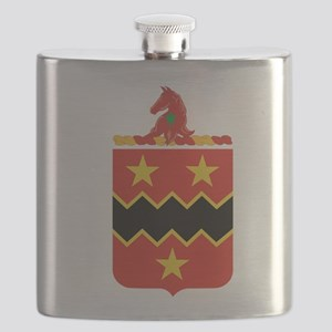 16th Field Artillery Flask