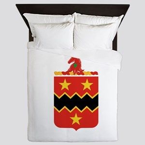 16th Field Artillery Queen Duvet