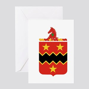 16th Field Artillery Greeting Cards