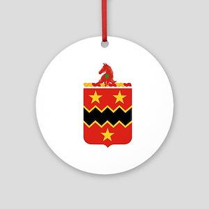 16th Field Artillery Ornament (Round)