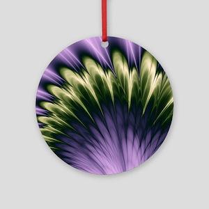 Violet Passion Ornament (Round)