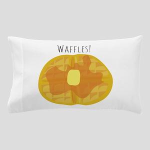 Waffles! Pillow Case