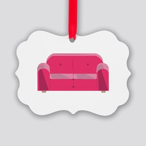 Home Couch Ornament