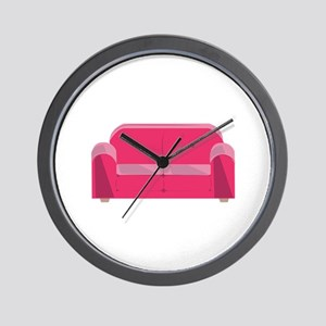 Home Couch Wall Clock