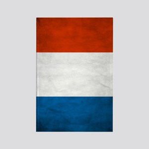 Vintage French Flag Magnets