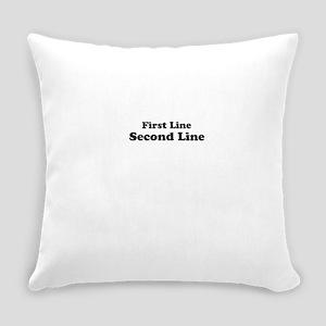 2lineTextPersonalization Master Pillow