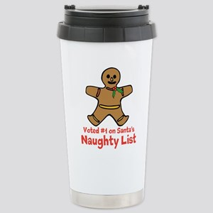 Naughty Ginger Travel Mug