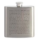 Forever has no end Flask