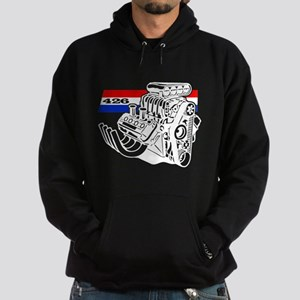 426 HEMI Blown V8 Engine Hoodie