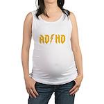 ADHD Maternity Tank Top
