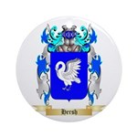 Hersh Ornament (Round)