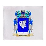 Herschbein Throw Blanket