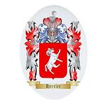 Herrler Ornament (Oval)