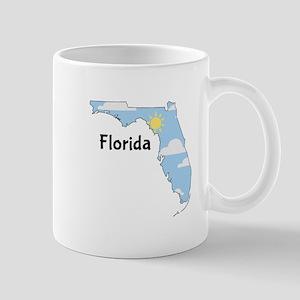 Florida Scene Mugs