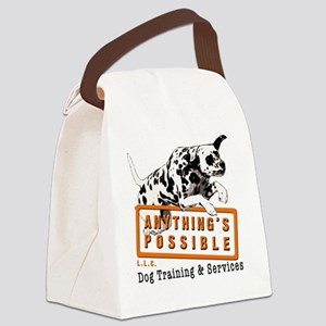 Anything's Possible Canvas Lunch Bag