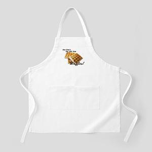 Waffles BBQ Apron