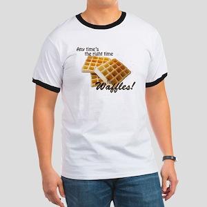 Waffles Ringer T