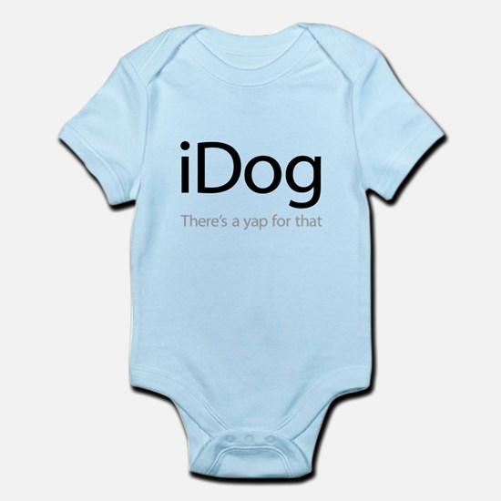 iDog - There's a Yap for That Infant Bodysuit