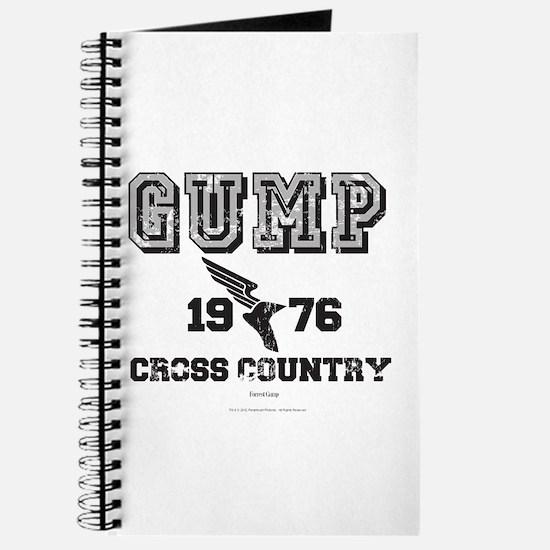 Gump Cross Country Journal