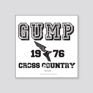 Gump Cross Country Sticker
