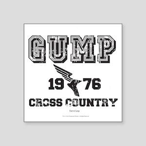 Gump Cross Country Sticker