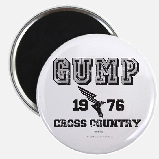 Gump Cross Country Magnets