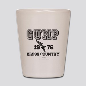 Gump Cross Country Shot Glass