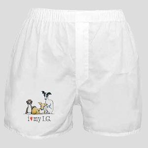 IG Lover Boxer Shorts