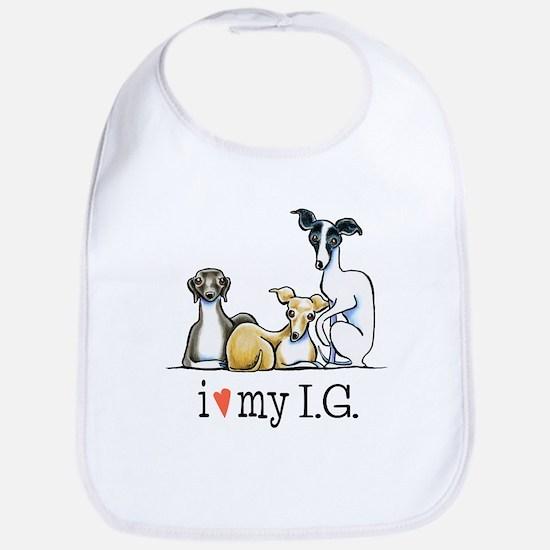 IG Lover Bib