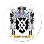 Herrington Round Car Magnet