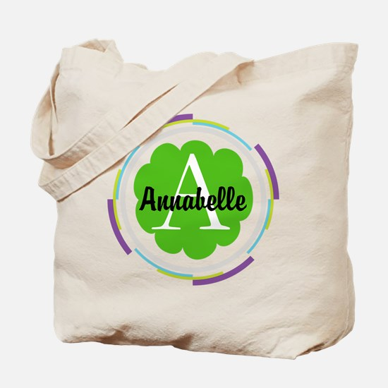 Personalized Monogram Gift Tote Bag