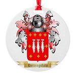 Herringshaw Round Ornament