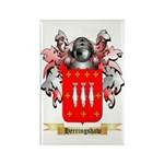 Herringshaw Rectangle Magnet (100 pack)