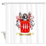 Herringshaw Shower Curtain