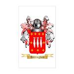 Herringham Sticker (Rectangle)