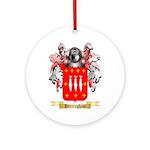 Herringham Ornament (Round)