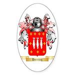 Herring Sticker (Oval 50 pk)