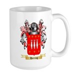 Herring Large Mug