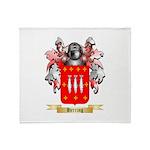 Herring Throw Blanket
