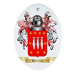 Herring Ornament (Oval)