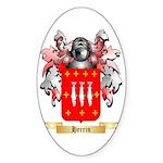 Herrin Sticker (Oval 10 pk)