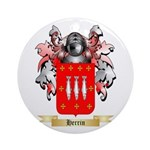 Herrin Ornament (Round)