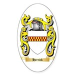 Herrick Sticker (Oval 50 pk)