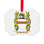Herrick Picture Ornament
