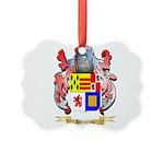 Herreros Picture Ornament