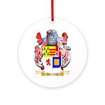 Herreros Ornament (Round)