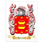 Herrero Small Poster