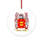 Herrero Ornament (Round)