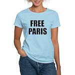 Free Paris Women's Light T-Shirt